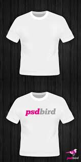 blank t shirt mockup template psd
