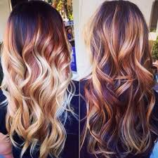 hair colours for 2015 ideas for balayage hair color with blonde highlights hair beauty