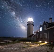 highland lighthouse by timothy little cape night photography www