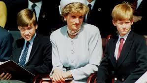princes william and harry show how princess diana changed the