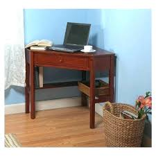 Small Wood Writing Desk Computer Desk Cherry Writing Desk Chair Desk Narrow