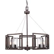 Jeremiah By Craftmade Chandelier By Golden Lighting 6068 5 Gmt