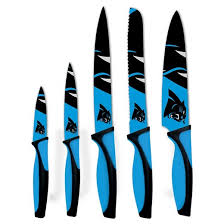 kitchen knives set nfl sports vault 5 kitchen knife set target