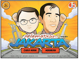 Game Jokowi-Ahok [Selamatkan Jakarta]