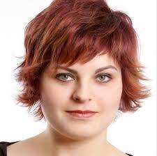haircuts for heavy women short hair for heavy women best short hair styles