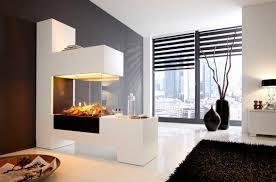 Schiebevorhange Wohnzimmer Modern Ein Freischwebender Kaminofen Im Wohnzimmer Ist Modern Und