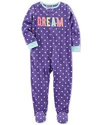 pajamas baby clothes macy s