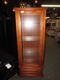 american classics gun cabinet american furniture classics 611 wood curio gun slider storage
