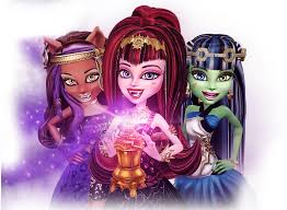 13 Wishes Lagoona Monster High 13 Wishes Video Game Characters Monster High