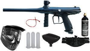 amazon com tippman gryphon paintball kit includes mask tank