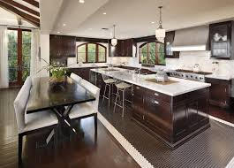 kitchen island kitchen countertop quartz vs granite dark walnut