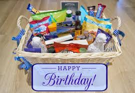 birthday gift baskets for women uptown my s 50th birthday men s gift ideas