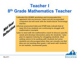 student achievement goal setting an option for connecting teacher