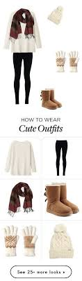 ugg rella sale winter by annabelledickinson on polyvore featuring