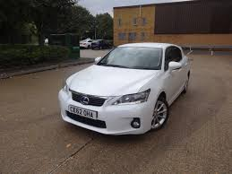 lexus ct200h bhp used 2012 lexus ct 200h 200h se l premier 5dr for sale in south