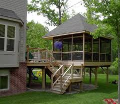Backyard Porches And Decks by 125 Best Screened In Deck And Patio Ideas Images On Pinterest