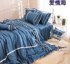 Blue Bed Sets For Girls by Girls Blue Bedding Promotion Shop For Promotional Girls Blue