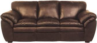 Brown Bonded Leather Sofa The Best The Brick Leather Sofa