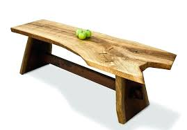 slab wood coffee table u2013 thelt co