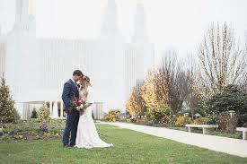 Wedding Photographers Dc Lds Temple Winter Wedding Washington Dc Mormon Wedding