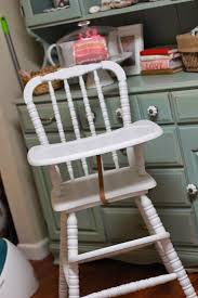 1980s furniture 1980s jenny lind high chair makeover happily ever parker