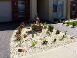 small front yard landscaping without grass small front yard