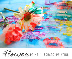 100 kids flower crafts crafts for kids flower craft free