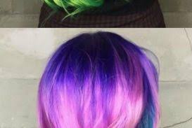 weave hairstyles with purple tips formidable multi colored hair photos highest clarity coloured