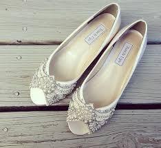 chaussures plates mariage 12 paires de chaussures plates pour votre mariage mode nuptiale