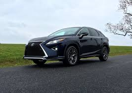 lexus rx 2016 f sport 2016 lexus rx f sport review autonation drive automotive blog