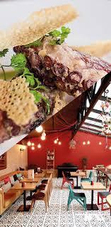 Ottoman Cafe Daya Tarik Utama Di Ottoman Cafe Restaurant Adalah Piring
