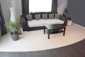 Wohnzimmer Fliesen Lithol Steinteppich Fliesen Kombination