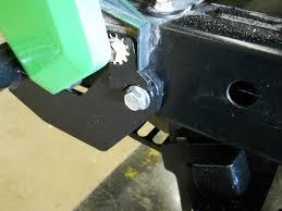 amazon com john deere lx metal bumper industrial u0026 scientific