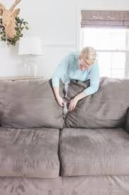 slipcovers for sofas with cushions how to reupholster an attached cushion re doing it all