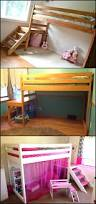 bunk bed plans build your personal how to do it bed in loft