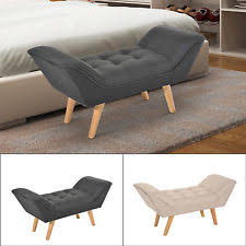 Grey Chaise Lounge Grey Chaises Longues Ebay
