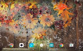 live halloween background autumn flower live wallpaper android apps on google play