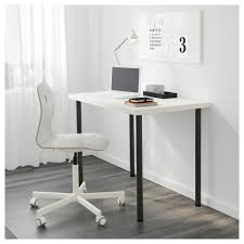 Ikea White Desk Table by Linnmon Adils Table White Ikea