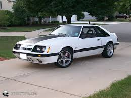 1986 mustang gt specs 1986 ford mustang gt id 7140