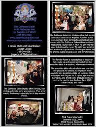 The Powder Room Salon - dollhousesalon dollhouse salon music and events pinterest salons
