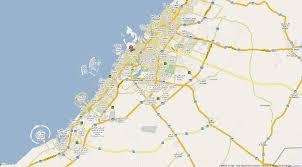 Dubai Map Of Middle East by Dubai Map Show Map Of Dubai Dubai Travel Guide U0026 Tourist Information
