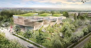 designboom green school stefano boeri tirana schools albania designboom 500 school