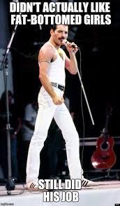 Freddie Mercury Meme - freddy mercury imgflip