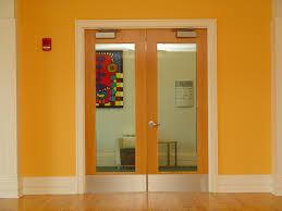 Exterior Flush Door Door Flush Door Wood Doors Eggers Industries Stunning Image