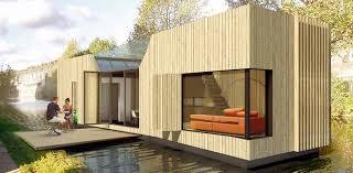 Green Design Ideas by Floating Houses Inhabitat Green Design Innovation