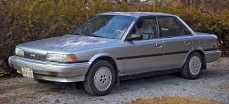 toyota camry reliability 1988 toyota camry my brand car 9 as it rolled