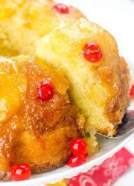 pineapple upside down bundt cake a twist on a classic cake