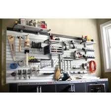 Rubbermaid Garage Organization System - rubbermaid fasttrack power strip on behance garage pinterest
