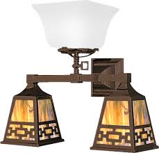 Double Light Wall Sconce Vintage Hardware U0026 Lighting Antique Reproduction Wall Sconces
