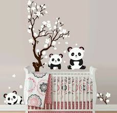 sticker chambre bébé stickers chambre bb jungle huayang nouveau singe de dreams